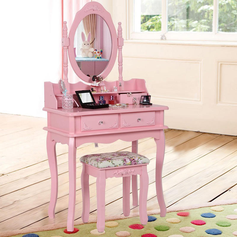 """Toaletní stolek Marie """"Pink"""" Thérése"""