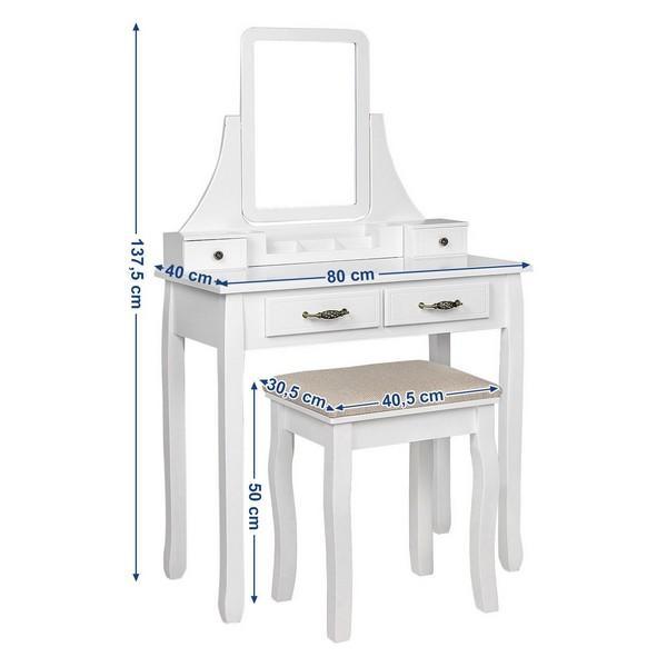 Toaletní stolek Joan Navarre
