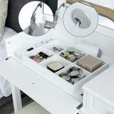 Toaletní stolek Marilyn Compostella