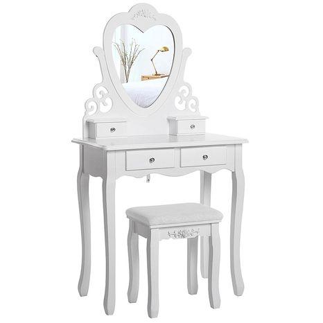 Toaletní stolek Madame de Pompadour