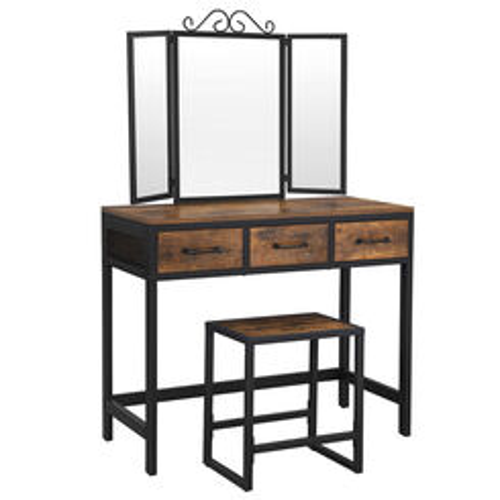 Toaletní stolek Emilie du Chatelet